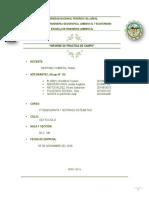 informe sobre tumbes - zonas de vida
