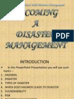 Disaster Management 2