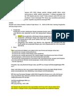 Artikel - Sanksi Terkait Faktur Pajak