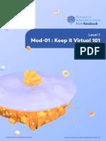 Handout Level 1 Module 1