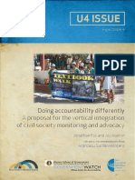 Doing Accountability Differently