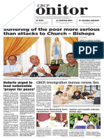 CBCP Monitor July Vol22 n14
