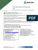 ARCODE UCM Test Instructions V13.En