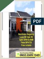 WA 0852.3509.7549, Beli Rumah Pinjam Bank Malang, Rumah Minimalis Malang