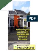 WA 0852.3509.7549, Beli Rumah Subsidi Secara Cash Malang, Rumah Minimalis Malang