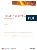 Analysis productivity rate Canada.pdf