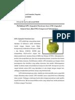 Perbedaan LPG