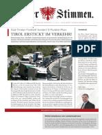 Tiroler Stimmen 2-2018