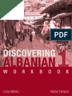 Linda Mëniku and Héctor Campos - Discovering Albanian 1 Workbook   (2011, The University of Wisconsin Press).pdf