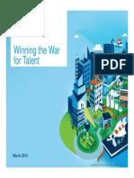 Deloitte-Winning_War on Talent_HC Trends 2015