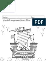 Grafomotricidad Barco