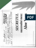SECRETUL SUCCESULUI MEU ALOE VERA.pdf