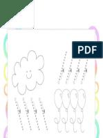 Grafomotricidad Nube
