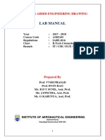Iare Caed Lab Manual