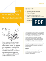 Life Insurance for the Wealthy