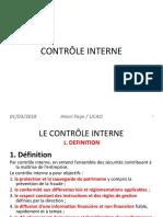 contrôle entreprise