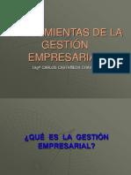 Herramientas de La Gestion Empresarial
