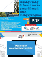 Manajemen Organisasi Dan Kegiatan Psikologi