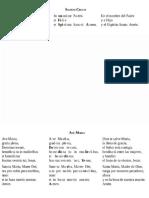 Pronunciación de Oraciones en Latín