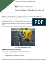 BAMTEC Carpet Reinforcement System -Advantages, Design, Installation