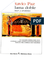 Llama Doble- Octavio Paz