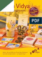 Yoga Vidya Verlags Programm