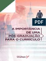 IMPORTANCIA DA POS GRADUACAO.pdf