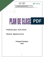 Planificación de Clase, Historia y Geografía