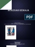 Mukena Daun