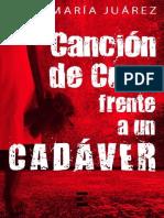 Cancion de Cuna Frente a Un Cad Maria Juarez