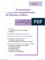 Atención farmacéutica a pacientes diagnosticados de diabetes mellitus