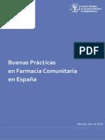 Buenas Prácticas en Farmacia Comunitaria en España 2013