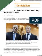 ARD Und ZDF Freuen Sich Zu Früh