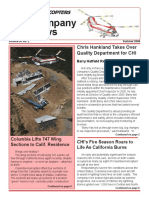 Columbia Helicopters Summer 2008 Newsletter