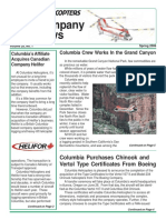 Columbia Helicopters Spring 2006 Newsletter