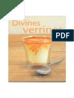 Divines Verrines