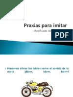 Cartas Praxias