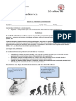 Guía hominización 1