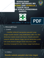 Sosialisasi Kampanye MR Perusahaan Sulin Dan Katayang