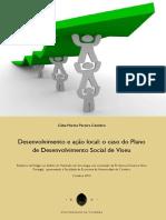 Desenvolvimento e ação local o caso do PlanoDesenvolvimento e ação local.pdf
