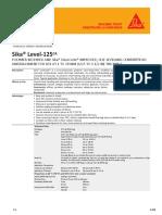 SikaLevel125 Pds