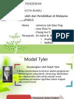 Falsafah & Pendidikan DI Malaysia] 1