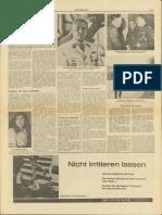 Léon Degrelle - Die Welt - 14 Février 1970