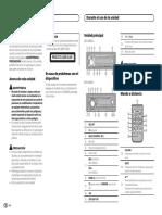 Manual Pioneer Deh-x3650ui