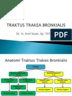 TRAKTUS TRAKEA BRONKIALIS