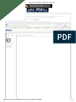 How Convert Formula KDZ for Octoplus-Box - GSM-Forum | Internet