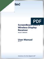 ScreenBeam Mini 2 User Manual v1