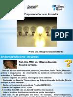 Empreendedorismo e Inovacao
