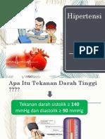 Penyuluhan Mini Pro Hipertensi