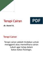Terapi Cairan (ASR)